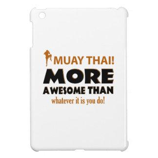 Muay Thai Martial arts gift ietms iPad Mini Cases