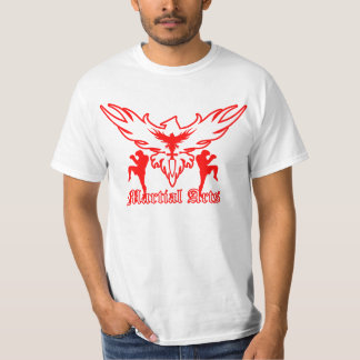 Muay Thai, Martial Arts, Kick Boxing and Garuda T-Shirt