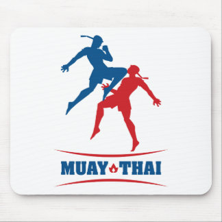 Muay Thai Mouse Pad