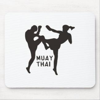 Muay Thai Mouse Pad