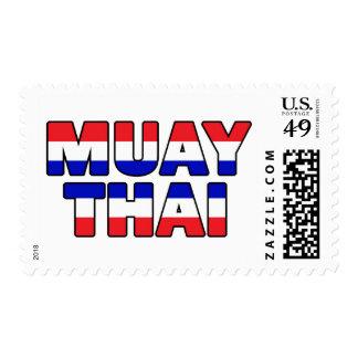 Muay Thai Postage