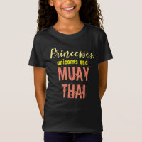 Muay Thai Princess T-Shirt