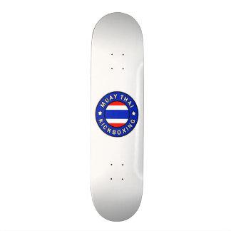 Muay Thai Skateboard