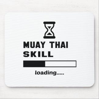 Muay Thai skill Loading...... Mouse Pad