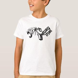 Muay Thai Tiger T-Shirt