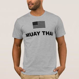 Muay Thai USA T-Shirt