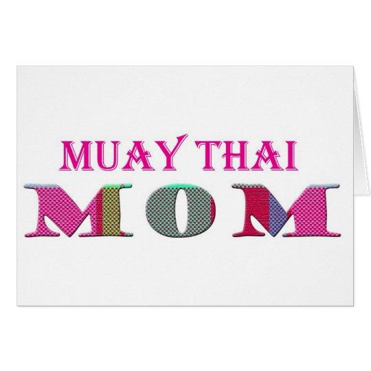 MuayThaiMom Card