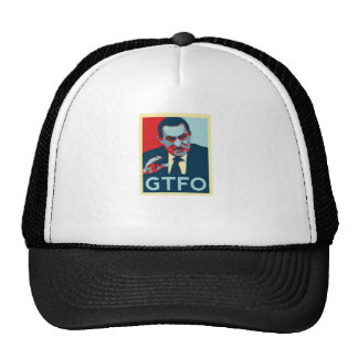 ¡Mubarak GTFO! camisetas Gorro
