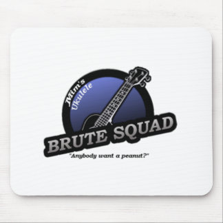 MUBS Blue Mouse Pad