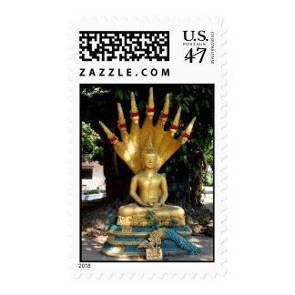 Mucalinda Postage Stamp