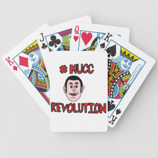 #MuccRevolution Playing Cards