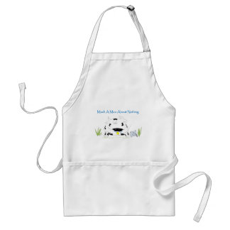 Much A Moo About Nothing Adult Apron