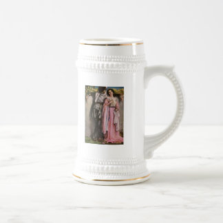 Much Ado About Nothing Beer Stein