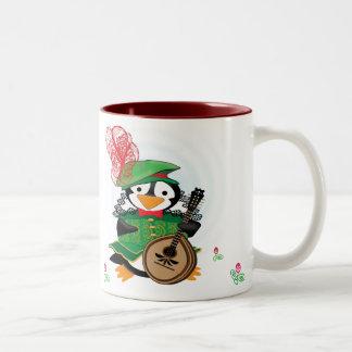 Much Ado About Penguins Mug