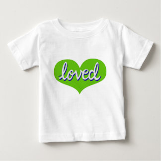 Much Loved - Infants Baby T-Shirt