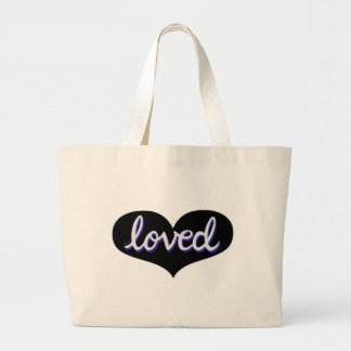 Much Loved - Jumbo tote