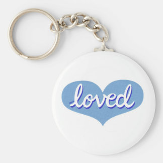 Much Loved - Key Chain