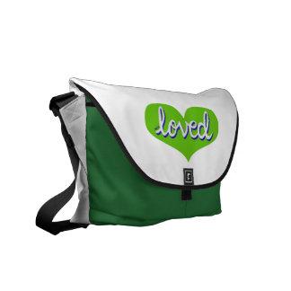 Much Loved - Messenger Bag