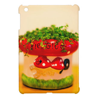 Much luck flower pot case for the iPad mini