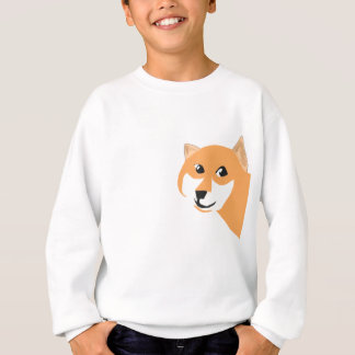 Much Wow Shiba Inu - Light Sweatshirt