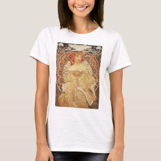 Mucha 2 - 1890 - distressed T-Shirt