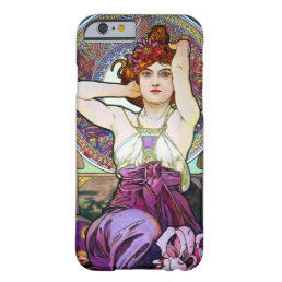 Mucha Amethyst Barely There iPhone 6 Case
