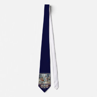 mucha art nouveau gift neck tie