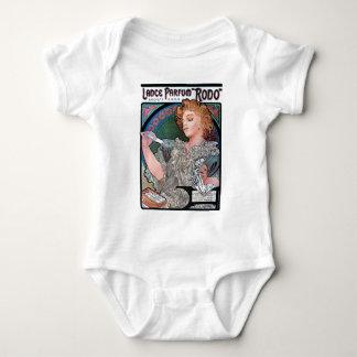 Mucha Lance Parfum Rodo perfume advertisement T-shirt