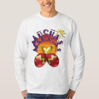 Mucha Maracas Design Tee Shirt