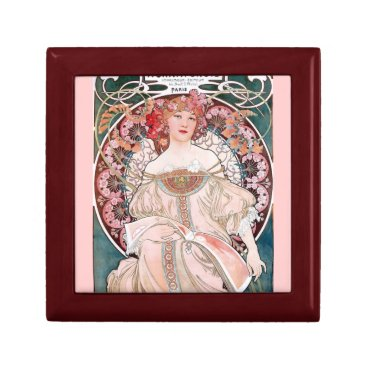 Mucha Paris Art Deco Gift Box