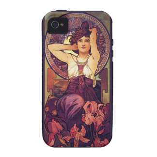 Mucha phone case iPhone 4 cover