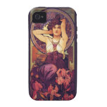 Mucha phone case iPhone 4 cover