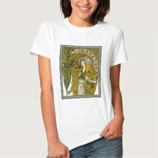 Mucha - Sarah Bernhardt - Gismonda Camisas