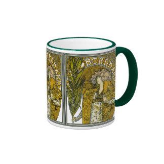 Mucha - Sarah Bernhardt - Gismonda Mugs