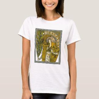 Mucha - Sarah Bernhardt - Gismonda T-Shirt