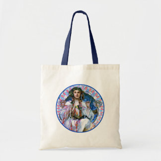 Mucha - Slavia - Secession Tote Bag