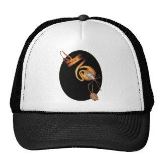 mucha snake jewelry arm bracelet design art deco trucker hat