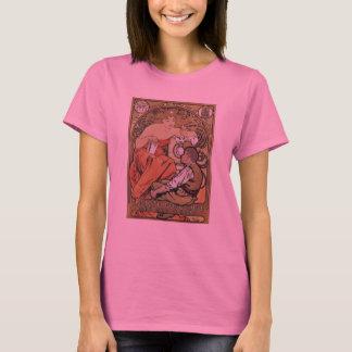 Mucha - Societe Populaire des Beaux-Arts T-Shirt