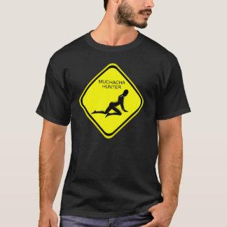 muchacha hunter T-Shirt