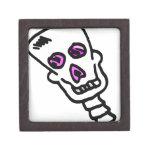 muchacho 2 del cráneo - colores del alt