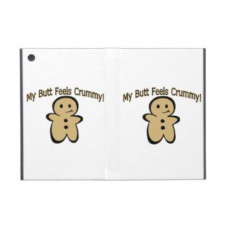 Muchacho Crummy de la galleta del extremo iPad Mini Cárcasas