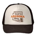 Muchacho de Arizona Gorras De Camionero