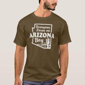 Muchacho de Arizona Playera