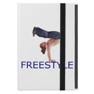 Muchacho de Breakdancing B del estilo libre iPad Mini Cobertura