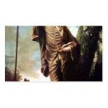 Muchacho de Brown de Joshua Reynolds Tarjetas De Visita