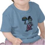 Muchacho de Ded Camiseta