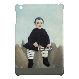 Muchacho de Enrique Rousseau- en las rocas