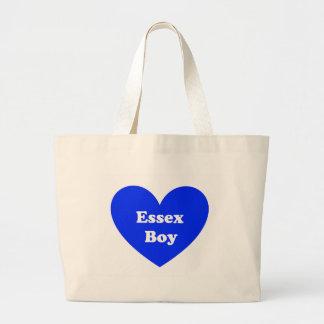 Muchacho de Essex Bolsa De Tela Grande