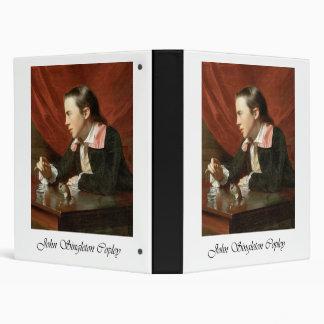 """Muchacho de John Singleton Copley con una ardilla Carpeta 1"""""""