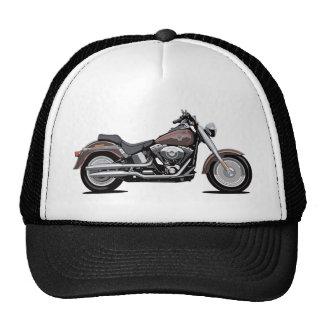 Muchacho de la grasa de Harley Davidson Gorros